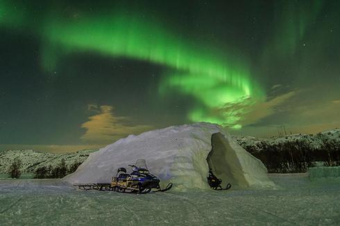 Kirkenes Snow Hotel, Norway