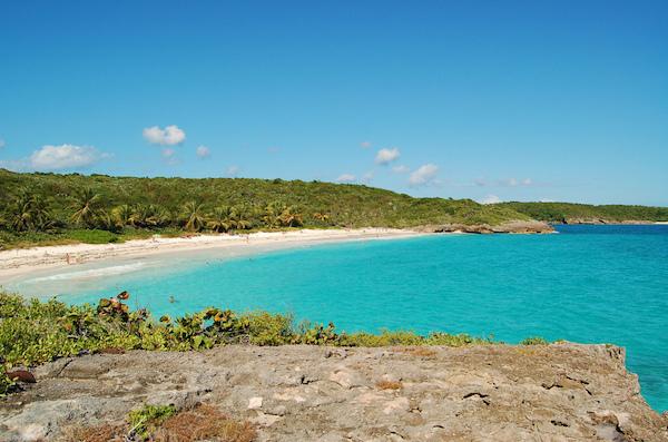 Navio Beach auf Vieques (Foto mit freundlicher Genehmigung von Mark Donoher )