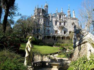 Quinta da Regaleira viaGoogle