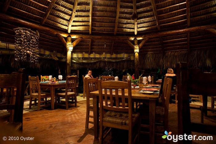 Receptions at Natura Cabanas are held at the Natura restaurant.