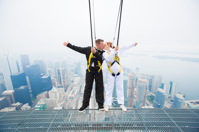Photo courtesy of EdgeWalk