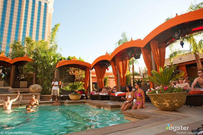TAO Beach Club à Venetian Hotel Resort Casino