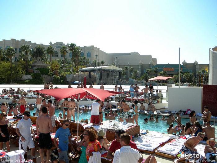 Moorea Beach Club à Mandalay Bay Resort & Casino