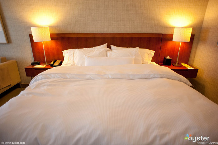 The Heavenly Bed presso Westin Casuarina Las Vegas Hotel, Casino & Spa