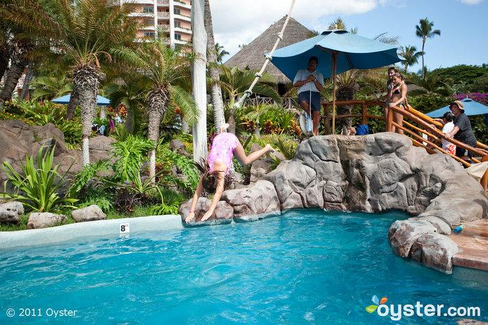 Grand Wailea Hôtel et Spa, Maui