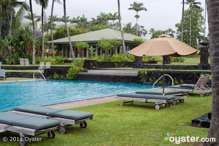 Travaasa Hana Hotel; Maui, HALLO