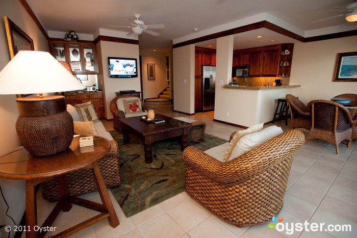 A private luxury condo at Whalers Cove; Kauai, HI