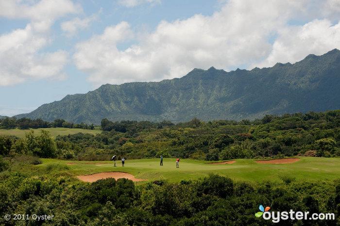 Westin Princeville Ocean Resort Villen; Kauai, HALLO