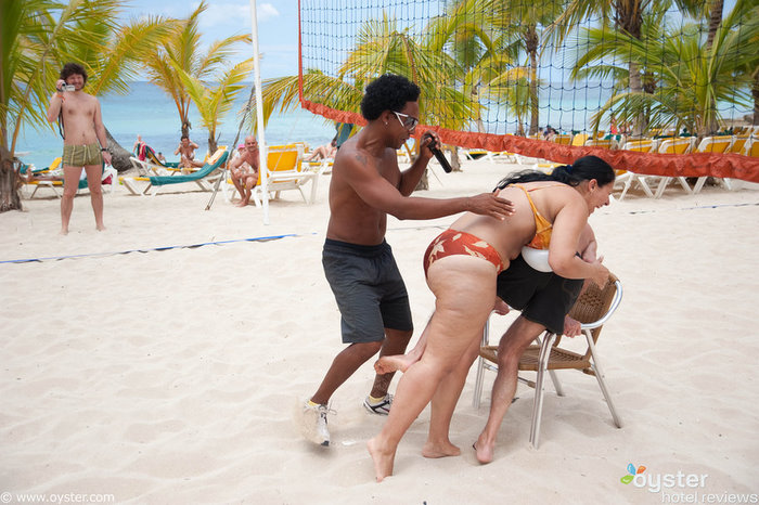 The Love Game presso Viva Wyndham Dominicus Palace Reosrt