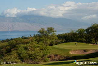 Golf Course at Makena Beach and Golf Resort -- Maui