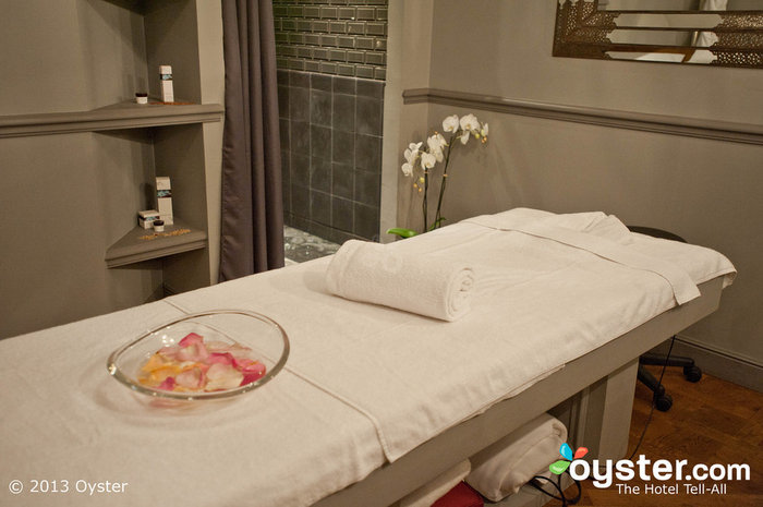 The Gemology Spa uses precious stones in both the products and treatments it offers.