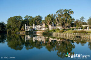 The Inn at Palmetto Bluff is a romantic spot in Carolina Lowcountry.