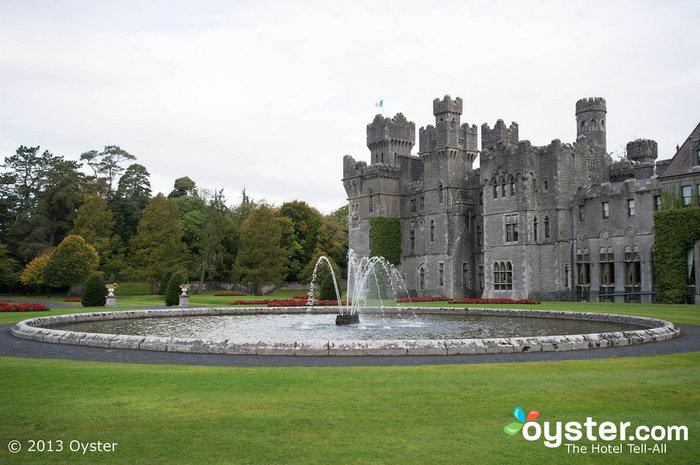Il castello di Ashford è una delle gemme storiche d'Europa.