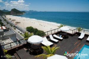 Porto Bay Rio Internacional Hotel, Rio de Janeiro