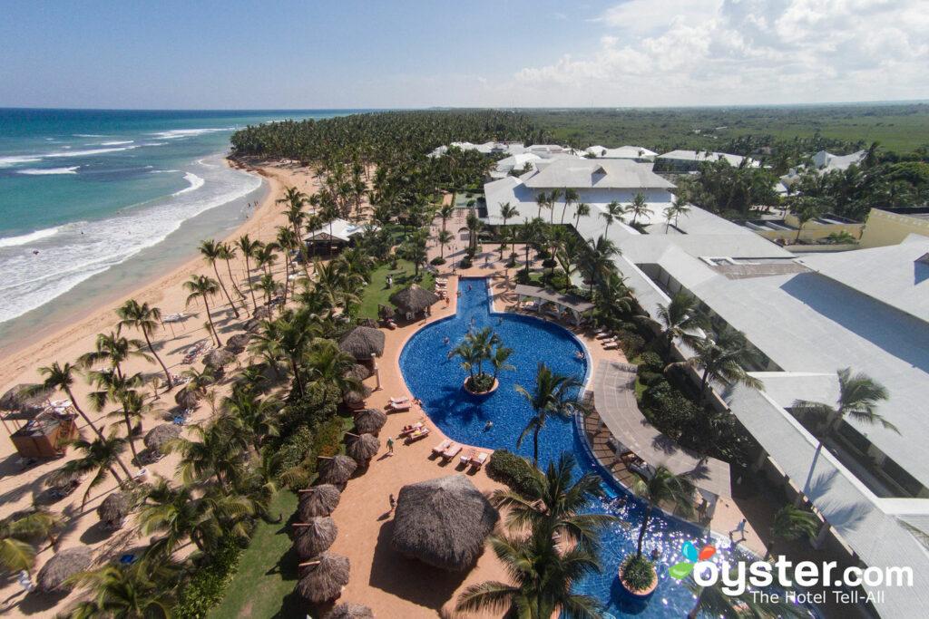 Vista Aérea de Excelencia Punta Cana / Oyster