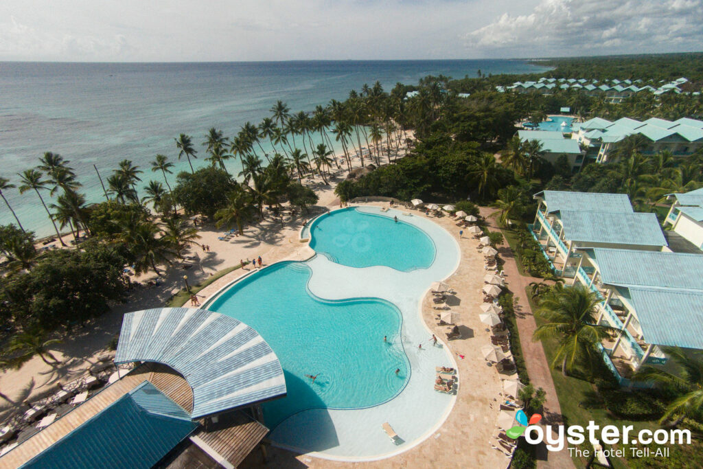 Aerial View of Dreams La Romana/Oyster