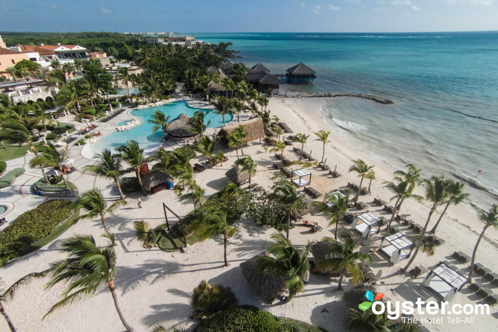 Plage du sanctuaire de Cap Cana par Playa Hotels & Resorts
