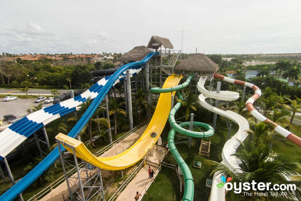 Water Park at Grand Memories Splash Punta Cana