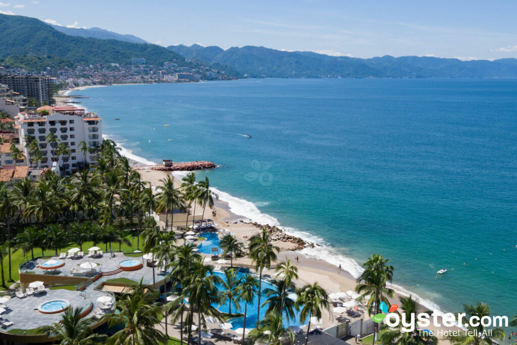 Sunset Plaza Beach Resort und Spa, Puerto Vallarta / Oyster