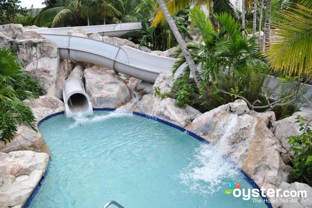 Sugar Mills Falls Waterpark im Hilton Rose Hall Resort & Spa