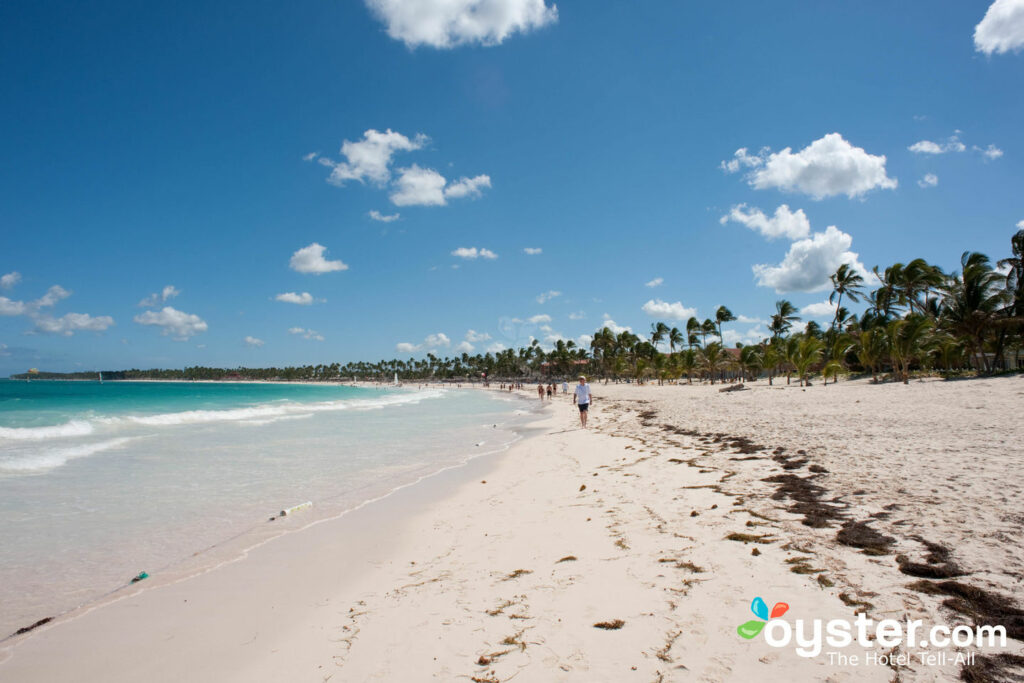 Beach at the Punta Cana Princess All Suites Resort and Spa