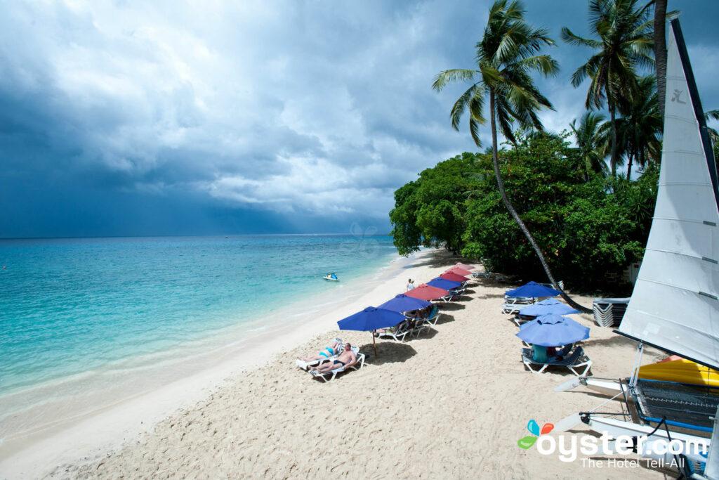 Waves Barbados