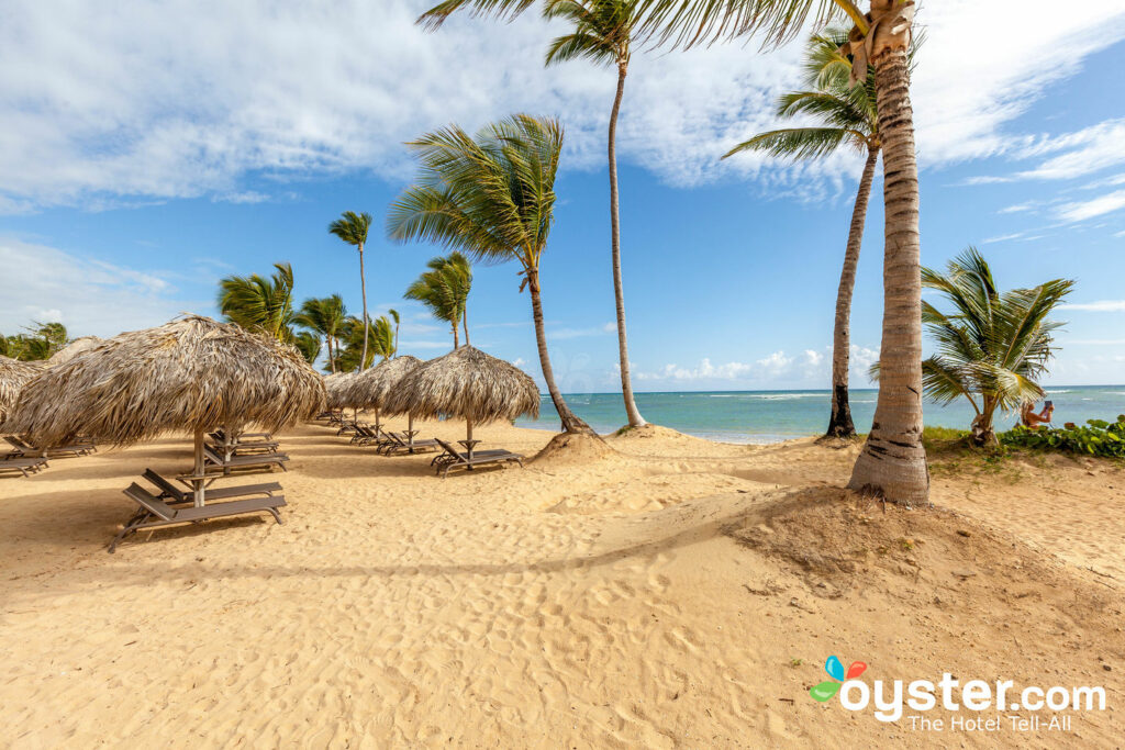 Strand bei Excellence El Carmen, Punta Cana / Oyster