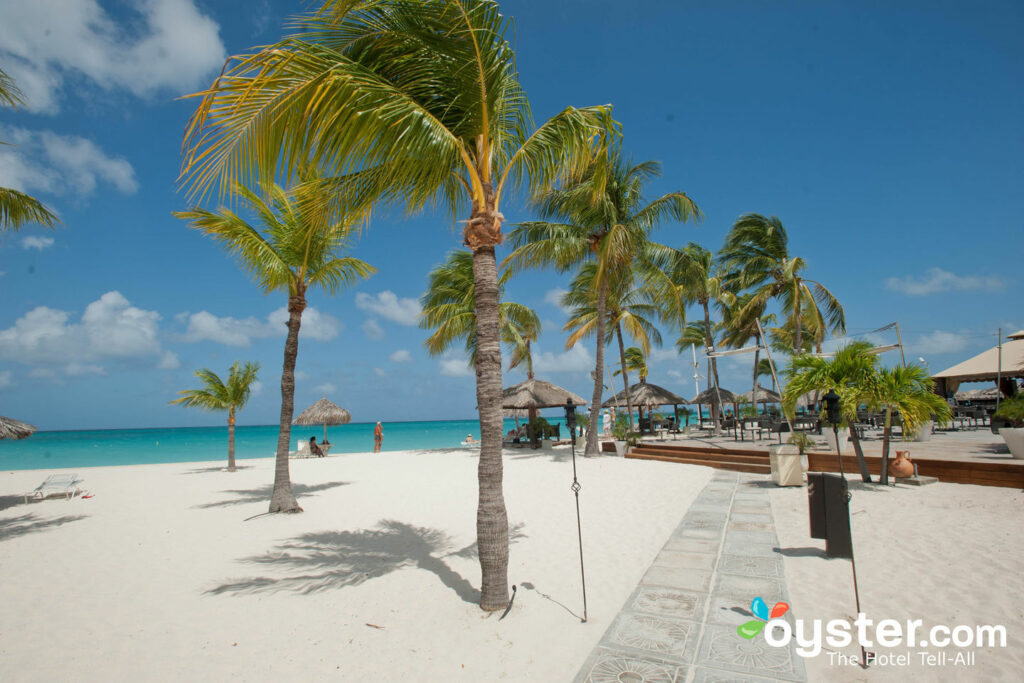Playa en Bucuti & Tara Beach Resort Aruba