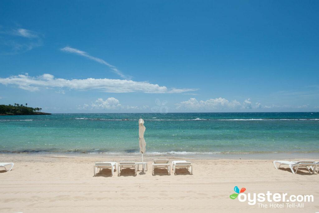 Strand im Casa de Campo Resort & Villas in La Romana / Oyster