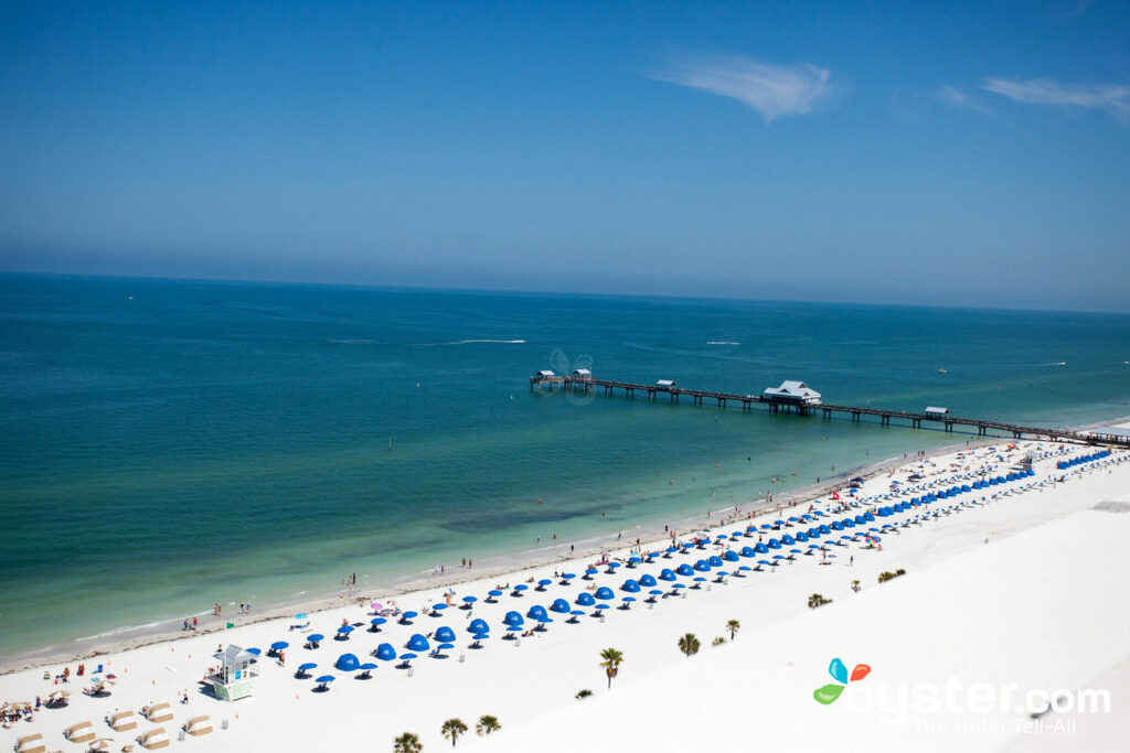 Plage du Hyatt Regency Clearwater Beach Resort & Spa