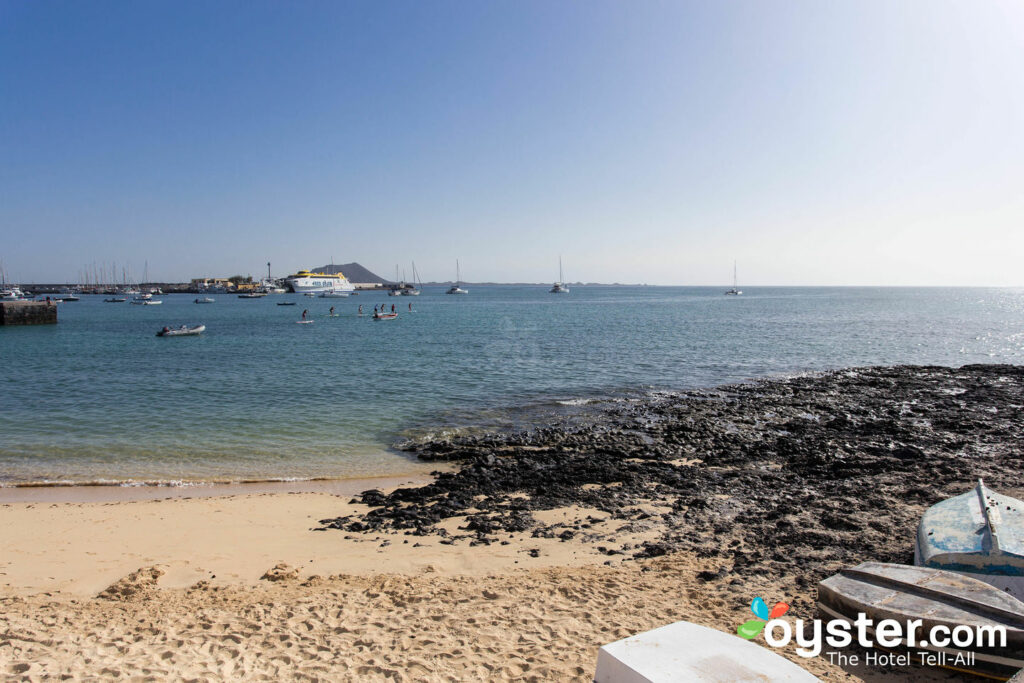 Strand im Avanti Hotel Boutique Fuerteventura / Oyster