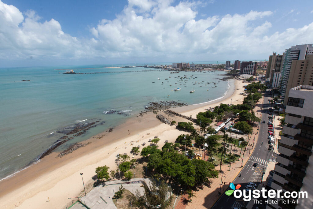 Beach at Hotel Gran Marquise, Fortaleza/Oyster