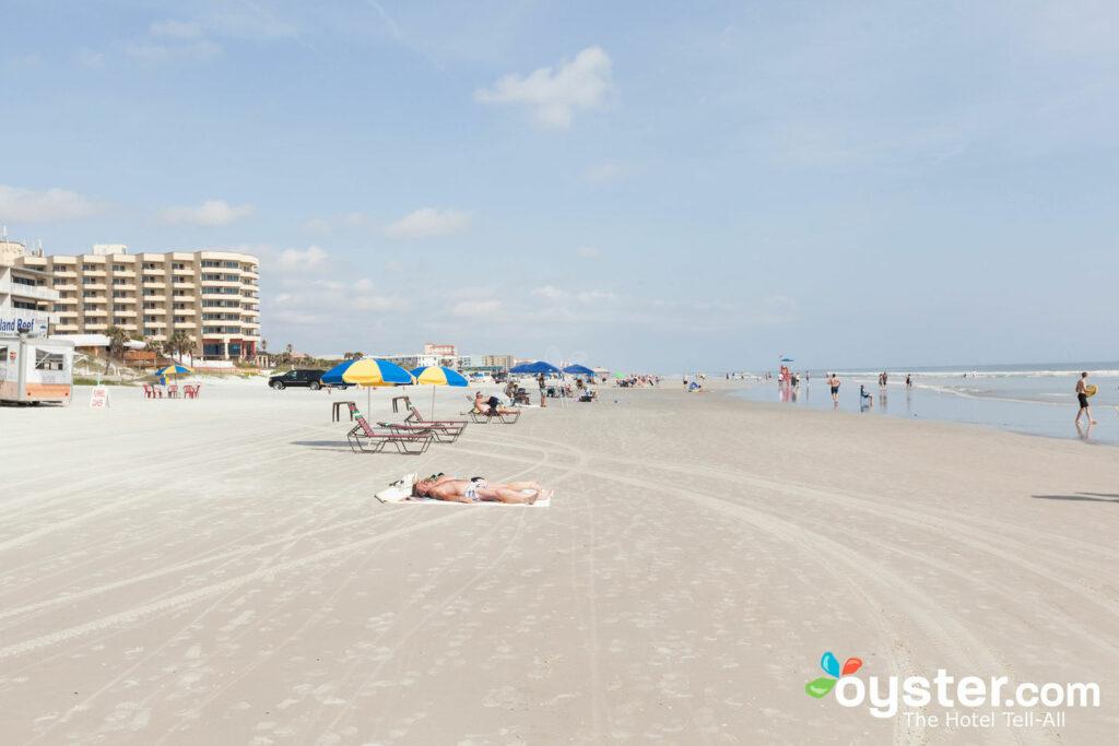 Nouvelle plage de Smyrna à l'Islander Beach Resort