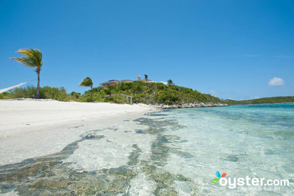 Fowl Cay Resort, Bahamas/Oyster