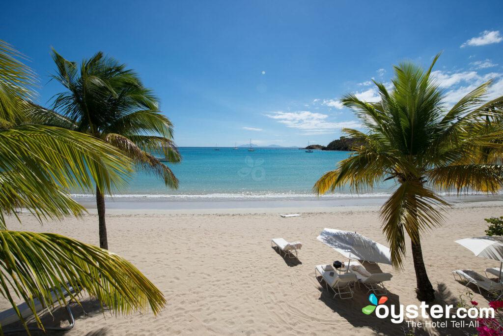 Beach at the Carlisle Bay Antigua