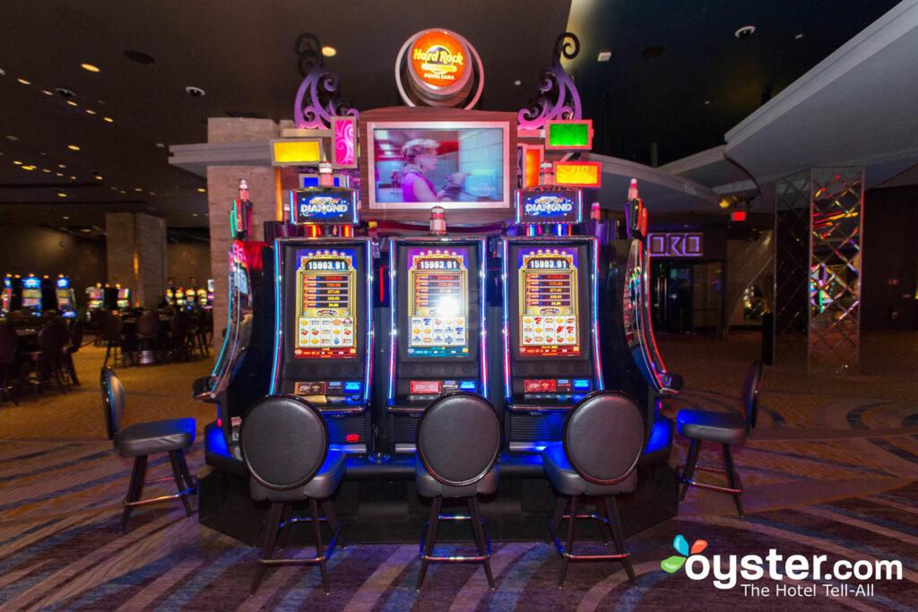 Casino no Hard Rock Hotel e Casino Punta Cana / Oyster