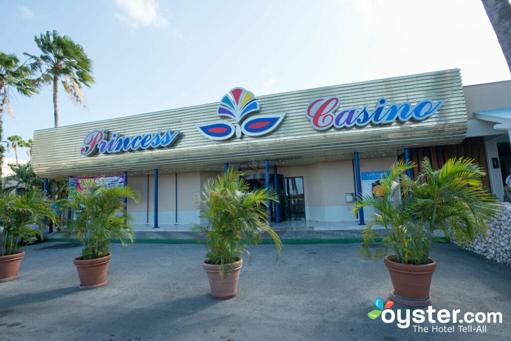 Casino en Sunscape Curacao Resort Spa & Casino / Oyster