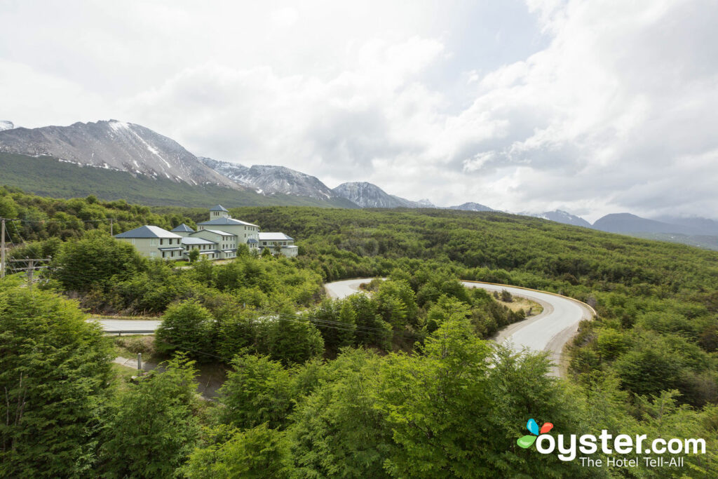 Las Hayas Ushuaia Resort em Ushuaia, Província da Terra do Fogo