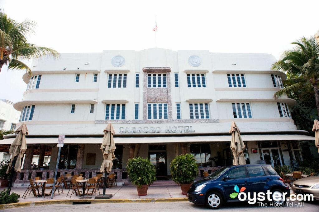 Hotel Cardozo na Ocean Drive