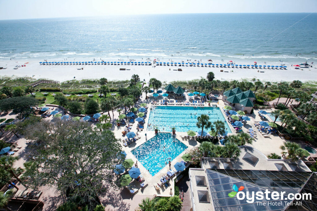 Hilton Head Marriott Resort & Spa / Auster