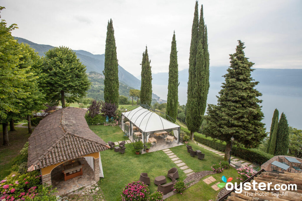 Boutique Hotel Villa Sostaga, Lombardia / Ostra