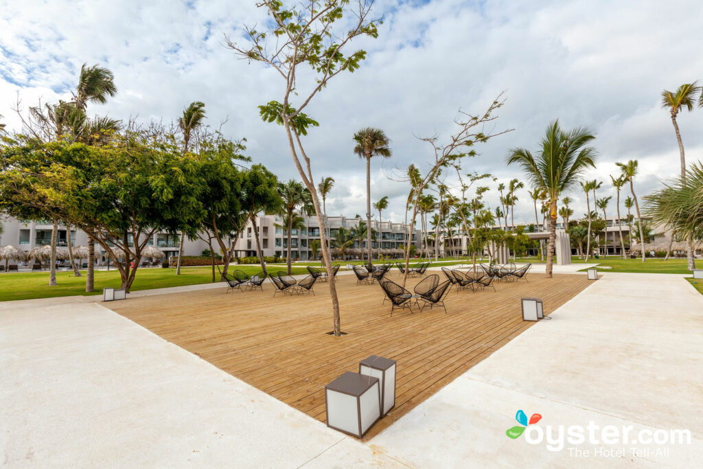 Grounds at Excellence El Carmen/Oyster