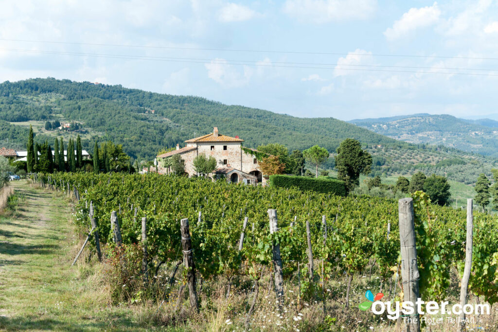 Agriturismo Fattoria Lavacchio, Toscana