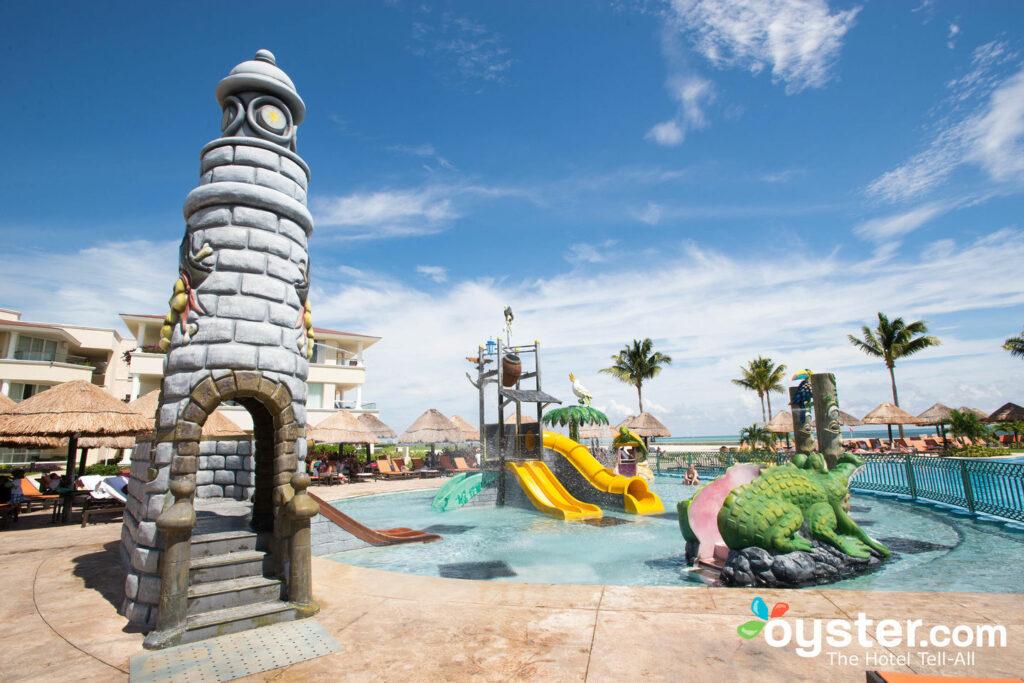 Water Park at Moon Palace Golf & Spa Resort