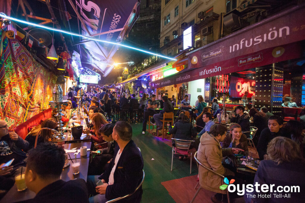 Lan Kwai Fong / Oyster