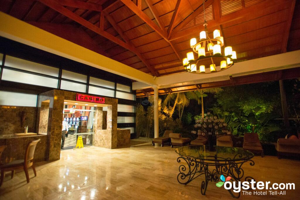 Lobby at Paradisus Punta Cana Resort/Oyster