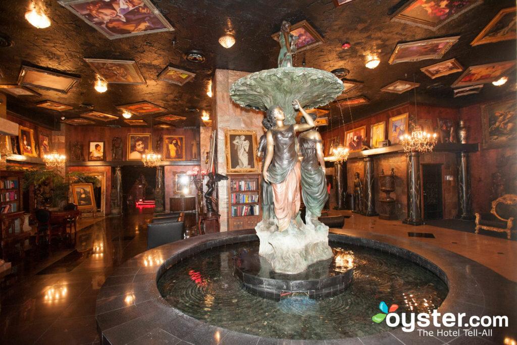 Lobby at the Artisan Hotel