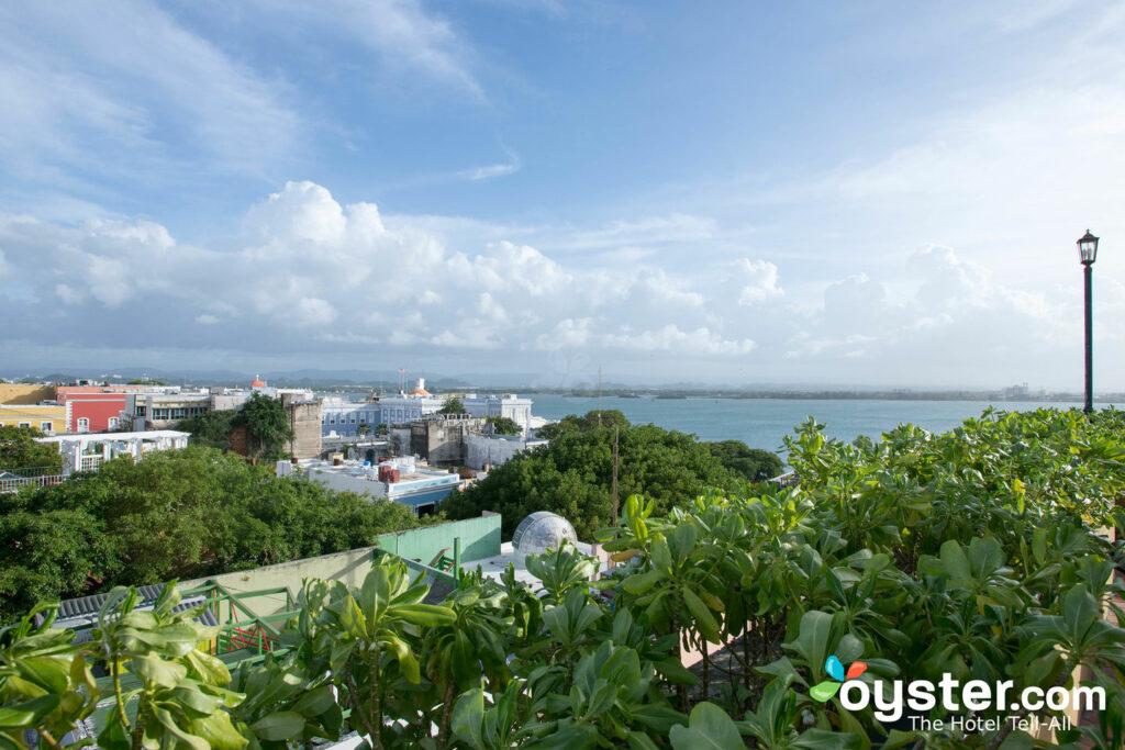 View over San Juan