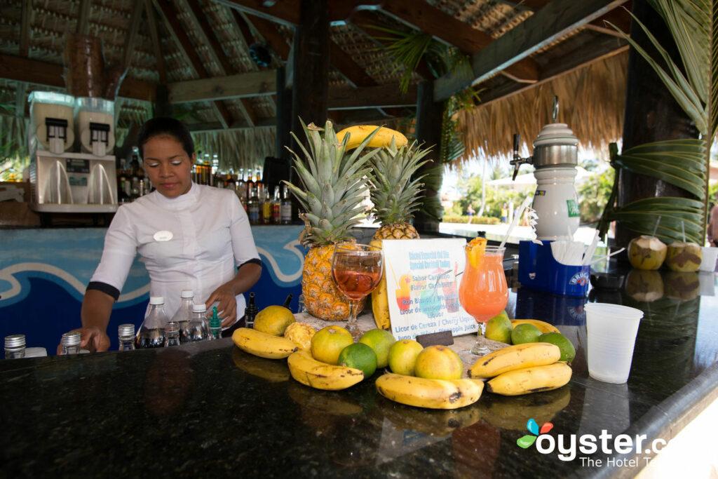 Au Punta Cana Princess All Suites Resort & Spa , toutes les boissons sont incluses.