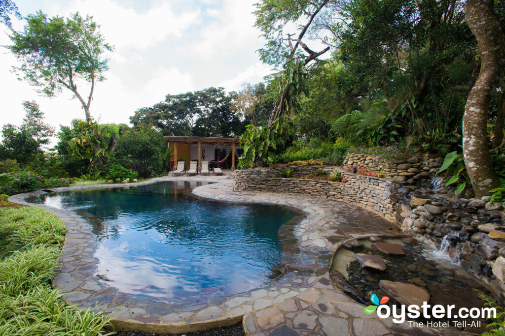 The Pool at Monteverde Lodge & Gardens/Oyster